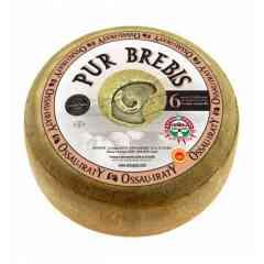FROMAGE PUR BREBIS ARTISANAL OSSAU IRATY - Le légendaire fromage du Pays Basque-Béarn au lait cru de brebis s'invite dans vos assiettes, et vous ne serez pas déçus !