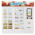 """CaseMatic - Face au succès de la vente en circuit court, AST International Equipment innove et propose son distributeur automatique à casiers, le CASEMATIC. Ce distributeur connecté d'un genre nouveau 100% """"Made In France"""" dispense les agriculteurs d'intermédiaires et les libère de la charge de travail que représente l'exploitation d'un point de vente. Installé dans des zones de passage, à l'abri des intempéries et du soleil, le Casematic est le mode de distribution idéal grâce à son autonomie et sa mise à disposition des produits 24/24h et 7j/7.  Le CASEMATIC est modulable et convient pour :  ● Les produits frais à courte durée de conservation ● Les produits moins fragiles  Le CaseMatic est disponible en deux versions, réfrigérée ou non et en six tailles. Ainsi, l'exploitant est certain de choisir la bonne solution pour chacun de ses produits.  Il est relié à une plateforme de gestion en ligne VendingAst permettant au producteur d'avoir accès à toutes les informations concernant son CaseMatic : produits, prix, photos, ventes, stocks ... et ce depuis l'ordinateur, la tablette ou encore le smartphone.  Ce distributeur automatique permet non seulement au producteur de préserver ses marges en proposant un prix juste, mais il satisfait aussi les acheteurs soucieux d'une consommation éthique et responsable.  Le producteur vend mieux tout en restant compétitif par rapport au circuit du commerce traditionnel ou des grandes surfaces."""