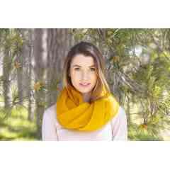 A découvrir : Echarpes tricotées - Elégantes, fines et légères elles vous envelopperont d'un voile de douceur