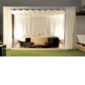 France + Etats-Unis  - <p>Equipement pour les jardins, gîtes, chambres d'hôte.</p> <p>Epace gazebo en plein air avec aménagement de vie pouvant accueillir un spa.</p>