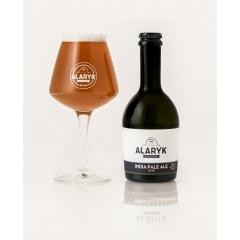 Alaryk India Pale Ale Bio - <p>Cette bière fortement houblonnée a des notes d'agrumes, florales et une amertume rafraîchissante. Elle est brassée dans le respect de la tradition brassicole britannique, en fermentation haute et non pasteurisée.</p>