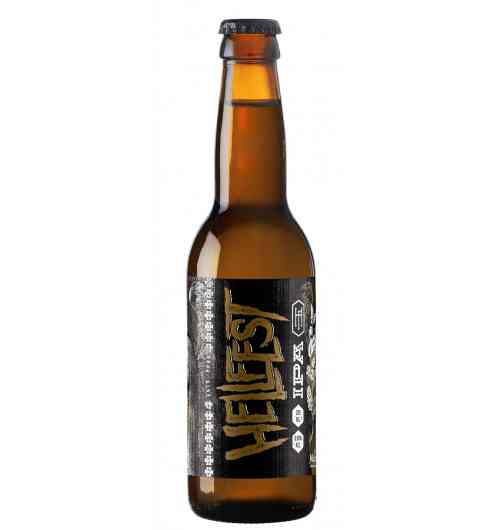 Hellfest - IPA (India Pale Ale) 6.66 °