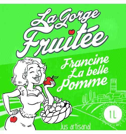 La Gorge Fruitée - La Gorge Fruitée est un jus de fruit artisanal pressée en Occitanie.