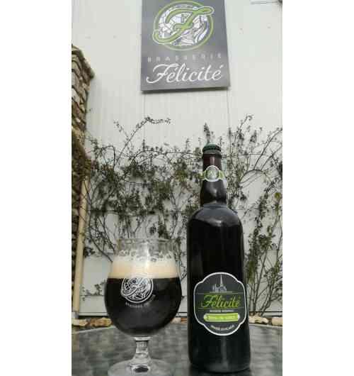 Bière Ambrée - Bière artisanale médaillée d'argent au Concours général agricole 2018