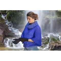 A découvrir : gants et mitaines en mohair - L'alliance du mohair et de la soie pour le confort de vos mains