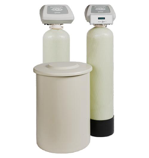 Filtre à eau, déferriseur - Toute une gamme de filtres automatiques permettant de filtrer les sédiments, les goûts et odeurs de l'eau, le fer, le sulfure d'hydrogène, le chlore, et autres contaminants.