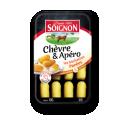 Les bûchettes panées - Du fromage de chèvre sublimé par une chapelure dorée et croustillante. Un produit inédit, gourmand et savoureux.