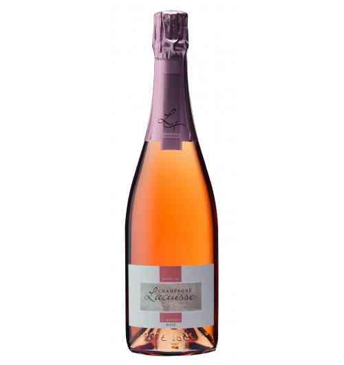 Champagne cuvée Rosé - Assemblage de Meunier, de Chardonnay pour vivifier l'ensemble et de Coteau Champenois. Vivacité et finesse en bouche, légère amertume. Enrobe vos viandes et votre chocolat