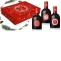 SAINT MODESTE HUILE D'OLIVE AOC PROVENCE - Les olives Aglandau et Salonenque sont récoltées à pleine maturité dans le lieu dit la Cantine. Cette huile se caractérise par des saveurs d'olives noires, de truffes, et parfois de cacao qui virevoltent avec grâce et rondeur.