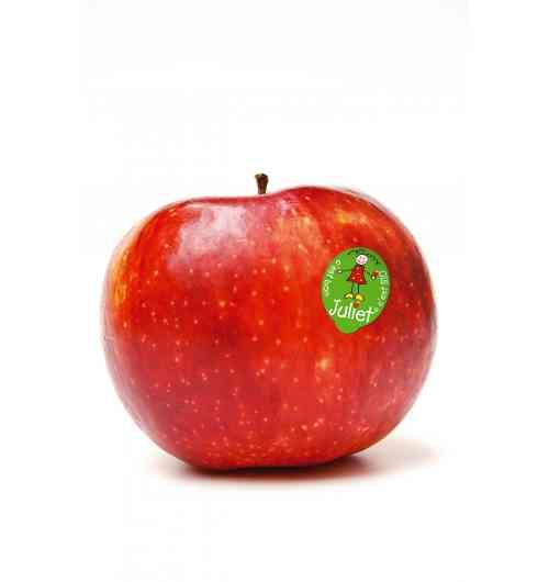 Pomme BIO Juliet - Pomme Juliet produite 100 % en BIO et en FRANCE par des producteurs passionnés