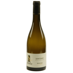 Santenay 2017 - Le santenay est une appellation village, 100% chardonnay. Ce vin est apprécié pour son goût : un subtil mélange de notes florales et minérales qui lui offre une élégance digne d'un grand vin.