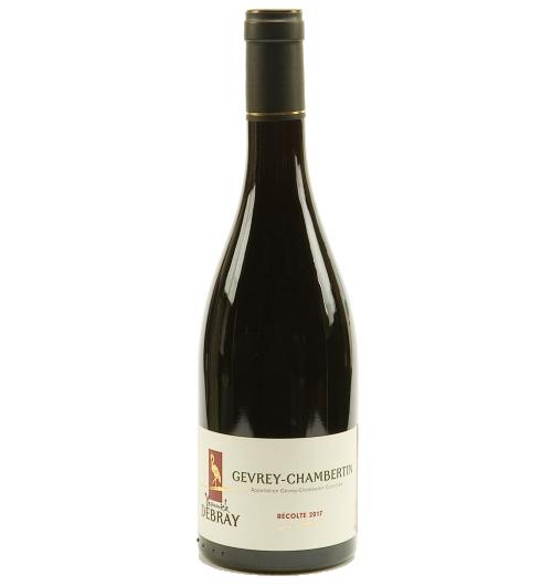 Gevrey-Chambertin 2018 - Le Gevrey-Chambertin est un nom connu dans le monde entier pour ces vins puissant et imposants. Une couleur rubis brillante, avec l'âge la teinte devient cerise noire En bouche, les arômes les plus prononcés sont la mûre, le cassis, des fruits noires. Il est agréable de boire jeune mais c'est surtout un vin de garde, il est encore meilleur après quelques années de vieillesse. En bourgogne, c'est notre vin favori pour accompagner notre plat régional : le bœuf bourguignon.
