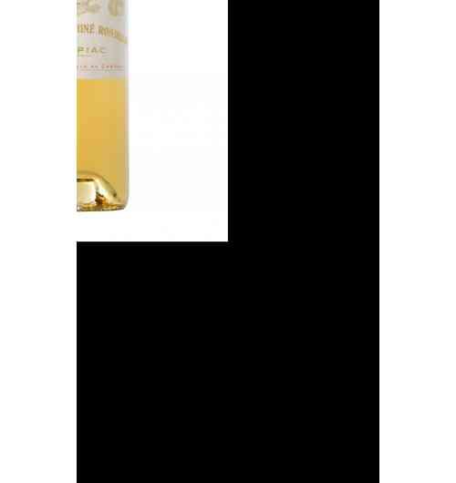 CHATEAU DAUPHINE RONDILLON - Excellents Loupiac à déguster.