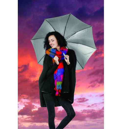 Accessoires : Echarpes Mohair - Echarpes tissées et tricotées : Elégantes, fines et légères, elles seront l'accessoire indispensable de vos hivers