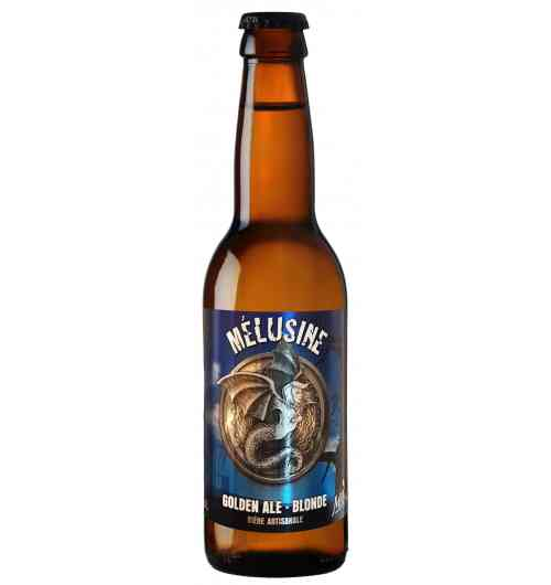 Mélusine - Bière blonde Golden ale  -blonde  6.5 °