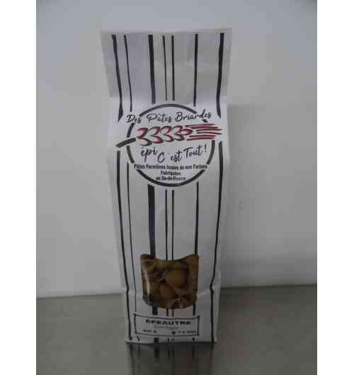 Conchiglie épeautre - pâtes sèches fermières