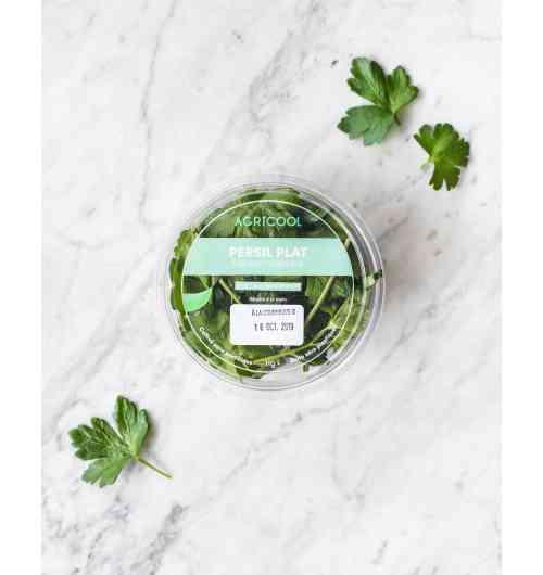 Persil - Il est cultivé sans pesticides, frais, local, et 100% plaisir.
