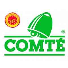 """COMTE - Le Comté est un fromage au lait cru à pâte pressée cuite.  Son terroir est le Massif du Jura, une région de moyenne montagne qui s'étend sur le Jura, le Doubs (deux départements de la région Bourgogne-Franche-Comté) et l'Ain (département de la région Auvergne-Rhône-Alpes).  Les vaches de races Montbéliarde et Simmental française sont les seules autorisées pour la production du lait à Comté.  Chaque jour, le Comté est élaboré artisanalement dans environ 150 petites fromageries de village, les """"fruitières"""".  Pour prendre son goût, le Comté prend tout son temps. Sa maturation en cave d'affinage est au minimum de 4 mois, mais elle est souvent supérieure. Le Comté se caractérise par son étonnante richesse aromatique. Ce n'est pas un fromage à goût uniforme. Chaque meule de Comté révèle un profil aromatique différent selon sa micro-région d'origine, sa saison, selon le tour de main particulier du maître fromager, selon la cave où elle a été élevée. En cela, le Comté est un fromage UNIQUE.  Particulièrement riche en protéines, calcium, phosphore, cuivre, zinc, vitamine A et B12 et source de vitamine B2, le Comté est un aliment précieux, dont les apports sont très utiles à l'équilibre alimentaire. Élaboré sans aucun additif ni colorant, contrôlé à chaque étape de sa fabrication, le Comté est un aliment SAIN ET NATUREL. www.comte.com"""
