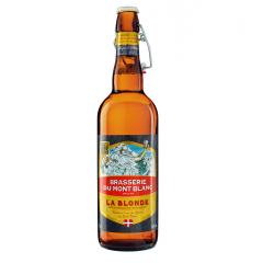 La Blonde - Bière de dégustation : malts & épices. 5,8% vol. Riche, ronde et d'une amertume équilibrée, elle combine un esprit à la fois floral, fruité et épicé.  Une première bouchée maltée, un corps généreux, avec en finale une pointe épicée réglisse.