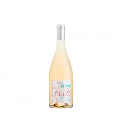 Blanc des Filles - 100 % merlot  Blanc de Noir  Vin Bio