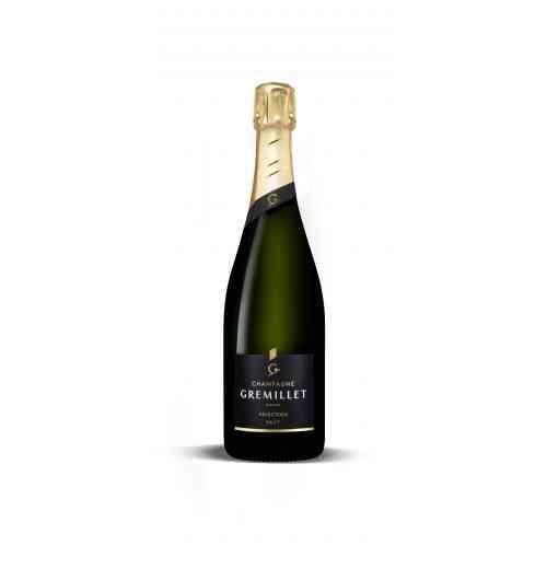 Champagne Brut Sélection - 70% pinot noir, 30% chardonnay