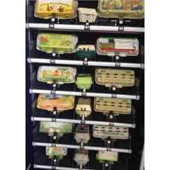 Distributeur d'oeufs - Un distributeur automatique d'oeufs attractive, vitrine intégrale valorisant les produits au travers de son écran.