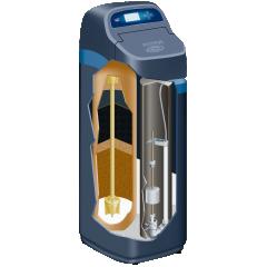 Affineur d'eau - Le Refiner Power : la solution qui résoudra tous vos problèmes de traitement de l'eau ! Equipé de billes de résines permetant de supprimer le calcaire de l'eau, d'un filtre à charbon actif qui traite l'eau potable, d'une vanne 1'' Double Disque assurant une performance inégalée tout en offrant un meilleur débit et d'une connexion en mode WiFi pour un usage interactif et à distance ; le modèle Refiner Power est la solution de traitement de l'eau la plus complète ! Résultats : - moins de consommation d'énergie, - préservation de vos équipements électroménagers des méfaits du calcaire, - une eau traitée en continu à tous les robinets de la maison, - fini l'achat et le transport de bouteilles d'eau, - aucune cartouche à remplacer !