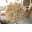 FLOCECOLAINE - <p>Laine de mouton en vrac à souffler pour l'isolation des combles</p>