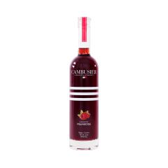 Liqueur de Framboise - À la fois puissante et dentelée la liqueur de framboise sélectionnée par Cambusier apporte un goût raffiné en bouche.