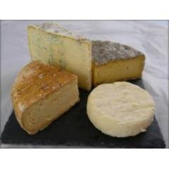 La Fromagerie du Champsaur - 4 producteurs de lait de vache + une fromagère = la fromagerie du Champsaur ! Voila comment on peut résumer très rapidement qui nous sommes. La fromagerie est composée de 4 exploitations agricoles du Champsaur. A ces 4 exploitations s'ajoute Delphine la fromagère. Le lait provient uniquement des ces 4 fermes, il est transformé dans les 24h après la traite.