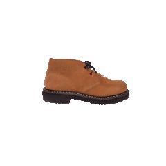 Ascain - chaussure urbaine en  cousu norvégien - Modèle urbain en cousu norvégien, cuir hydrofuge couleur malt.
