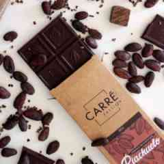 Chocolats et confiseries CARRE PASSION - Chocolats et guimauves produits dans l'atelier situé sur l'Aubrac.