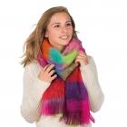 Accessoires femme - <p>Découvrez notre large gamme d'accessoires pour femme en mohair, soie, cachemire...</p> <p>Des écharpes, étoles, gants, bonnets... </p>