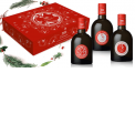 LA FONT DE LEU huile d'olive AOP Aix en Provence fruité vert vierge extra - Issue de lieux dit , oliveraie sur les hauteurs et pentes sud ouest, sol calcaire. Un assemblage de deux variétés d'olives vertes Anglandau (40 %) et Salonenque (60%). Cette huile fruitée et épicée relèvera la cuisine méditerranéenne.