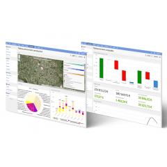 Ekylibre - Ekylibre est une solution complète de gestion de l'exploitation agricole. Choisissez librement d'utiliser toutes les fonctionnalités ou uniquement celle(s) dont vous avez besoin. Tous les modules du logiciel sont interconnectés. Gagnez donc du temps en ne saisissant vos données qu'une seule fois !