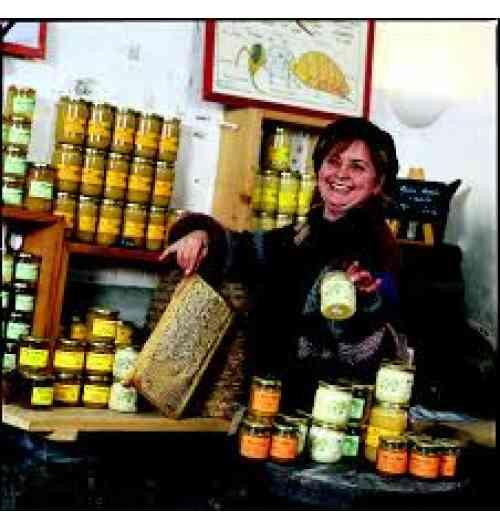 Miiel de Tilleul de Picardie - Miel aux arômes naturels de menthol