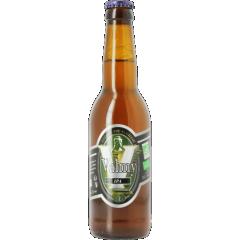 Valmy IPA bio 6,5° - La Valmy IPA est la dernière création de la brasserie d'Orgemont. Elle conserve le caractère bière de garde de la Valmy tout en offrant la force et l'amertume qui ravissent les amateurs de bière houblonnée.