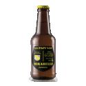 La Papille MIRABELLE BIO - Bière Lorraine - Voyagez au cœur de notre région. une bière fruitée mais pas sucrée!!