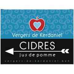 Les Vergers de Kerdaniel  : Cidre, jus de pomme