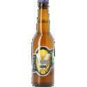 Valmy blonde bio 5,5° - La VALMY blonde est une bière biologique pur malt. Nous retrouvons au nez ces arômes maltées mélangés avec les notes florales du houblon. Généreuse au palais, elle est fruitée et longue en bouche.