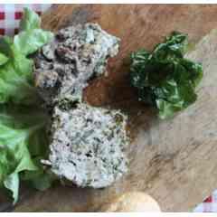 Charcuteries en verrines « Merci Les algues » - Nos charcuteries en verrine de 90g, filière « Merci Les algues » par Les Fermiers SAGA