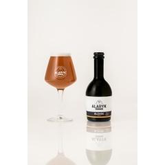 Alaryk Blonde - <p><strong>Cette bière légère, finement maltée et fruitée, est brassée dans le respect de la tradition brassicole, en fermentation haute, et non pasteurisée. Elle est élaborée avec les meilleurs ingrédients, en agriculture biologique.</strong></p>