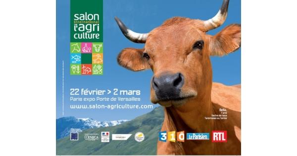 Bella la tarentaise eg rie de l dition 2014 salon international de l 39 agriculture - Salon de l agriculture 2014 dates ...