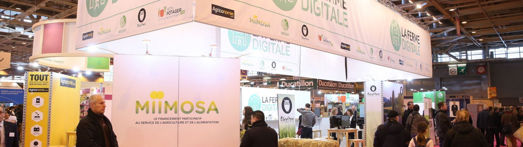 Salon international de l 39 agriculture du 25 f vrier au 05 for Salon porte de versailles calendrier 2017