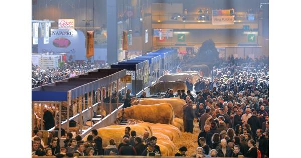 les tarifs salon international de l 39 agriculture